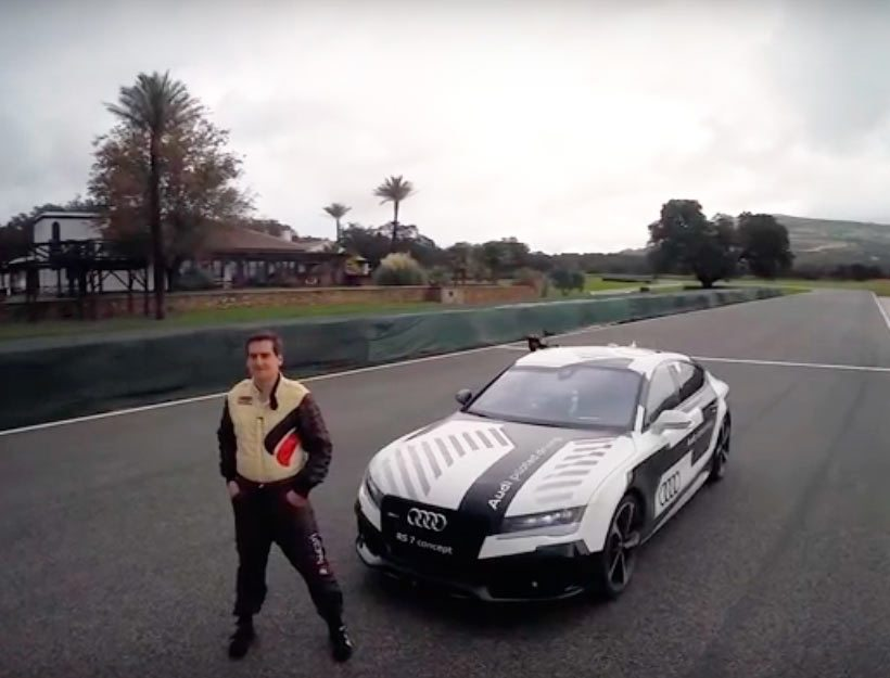 Audi Auto Piloted Driving